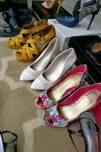All 3 heels shoes Houston, 77070