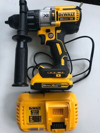 Dewalt DCD996 Heavy Duty Hammer Drill 3 speed  Paterson, 07513