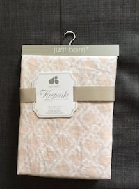 Fitted crib mattress cover  Vaughan, L4L 9M6