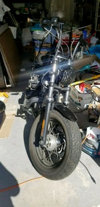 Harley Davidson sportster forty eight with upgrade 3725 km
