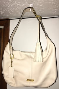 COACH women's hand bag