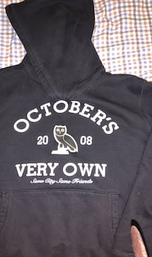 Ovo hoodie (new with bag)