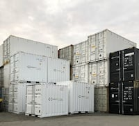 NEW/USED STORAGE CONTAINERS Abbotsford