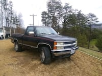 Short bed Chevy 4x4 pickup Fort Valley, 22652