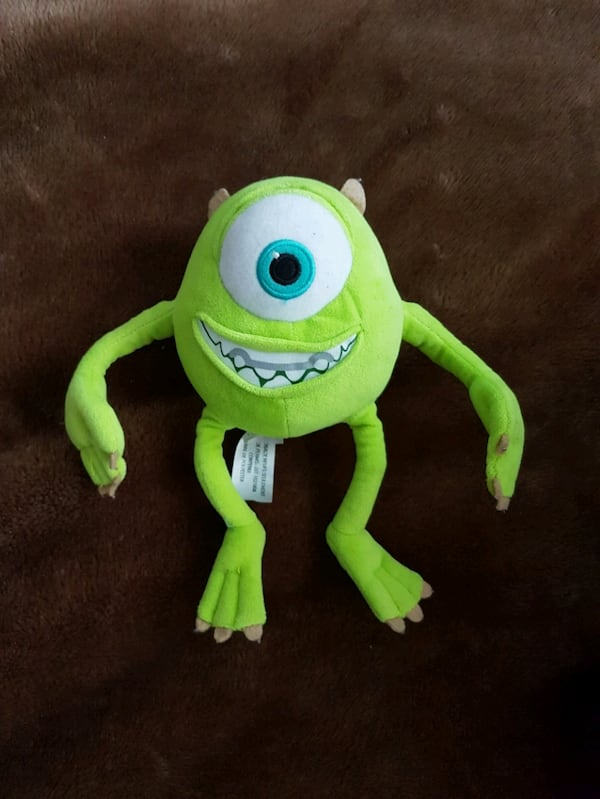 Disney Mike Wazowski Plush Toy  325b750c-8e11-4457-95f8-85cf63e9917b