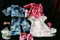 Good Night American girl doll size clothing set Cooksville, 21723