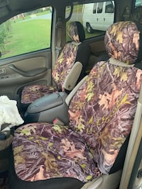 Camo seat covers and floor mats Mobile, 36608