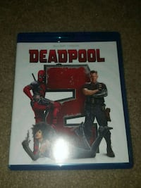 Deadpool 2 (blu-ray movie) Gaithersburg, 20879