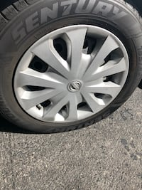 gray Volkswagen multi-spoke wheel with tire Las Vegas, 89121