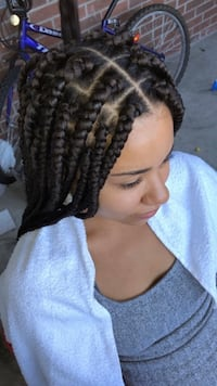 hair braiding Toronto