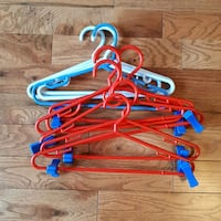 10 Kid's Clothes Hangers London, N6C 5X2
