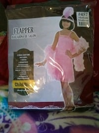 dancer costume  Flapper, for girls North Canton, 44720