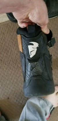 Thor motorcycle boots  Medicine Hat, T1A 7N4
