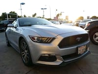 2015 Ford Mustang EcoBoost Premium Convertible  Lynwood