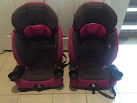 Toddler booster/ car seats great condition asking 40.00 for both or one 20.00 Atlanta, 30349