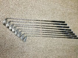 Ping Eye 2 Square Groove Irons