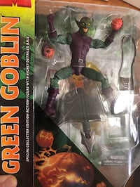 Green Goblin Marvel Select Brampton, L6V 3W6