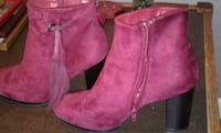 Fusia size 8 boots 29 km