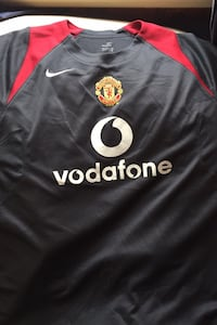 Manchester United retro authentic Nike Jersey  Parkville, 21234