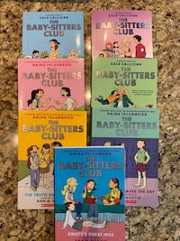 The Baby-Sitters Club graphic novels CALGARY