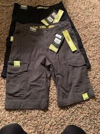 brand new size 12 shorts Bakersfield, 93309