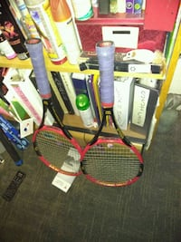 Two Wilson rackets great condition. San Francisco, 94133