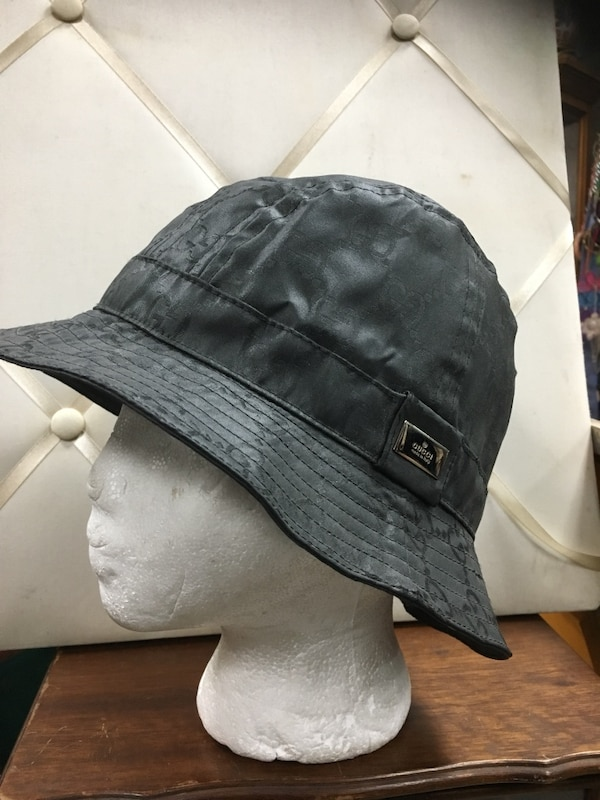 3cc17d895c24d Used Gucci fedora black hat for sale in Long Beach - letgo