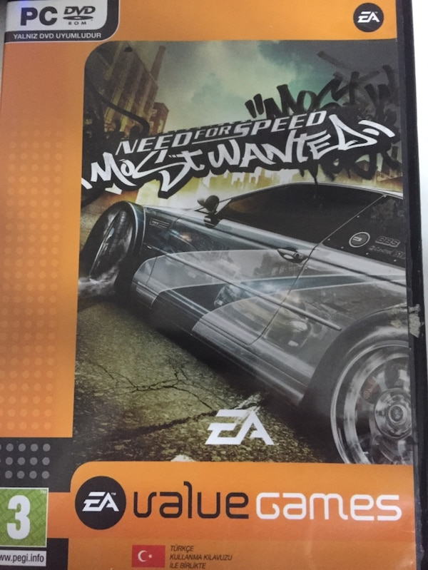 Need For Speed : Most Wanted (2005) (PC)
