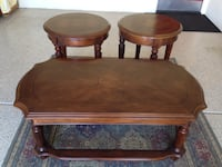 Coffee and end tables Tucson