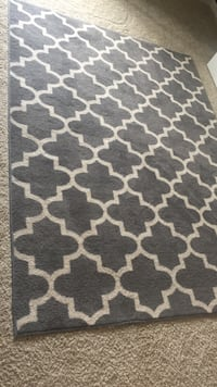black and white quatrefoil area rug Columbus, 43228