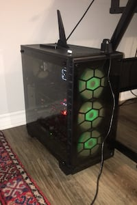 Gaming PC custom built with 4K monitor and keyboard Mississauga, L4W 3E4