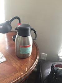 black and gray Aladdin thermal carafe Ashburn, 20147
