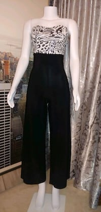 Strapless sequin jumpsuit - Brand new