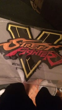 Street fighter patch