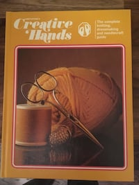 Creative hands 22 volume vintage craft book series   Uxbridge, L9P 1K8