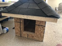 Home made Dog House Milton, L9T