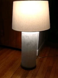 Frosted Glass Lamp