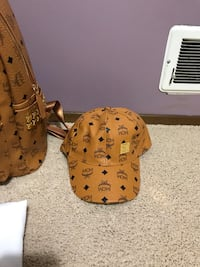 FREE MCM HAT With purchase of Mcm Backpack
