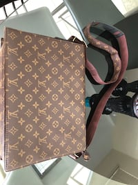 Louis Vuitton lafarge sidebag