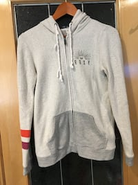 ROXY Light Weight Zip-up Hoodie