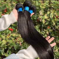 Straight bundles with HD frontal any length  Houston, 77041