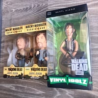 The Walking Dead Collectible Figures