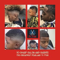 Barber Pearland