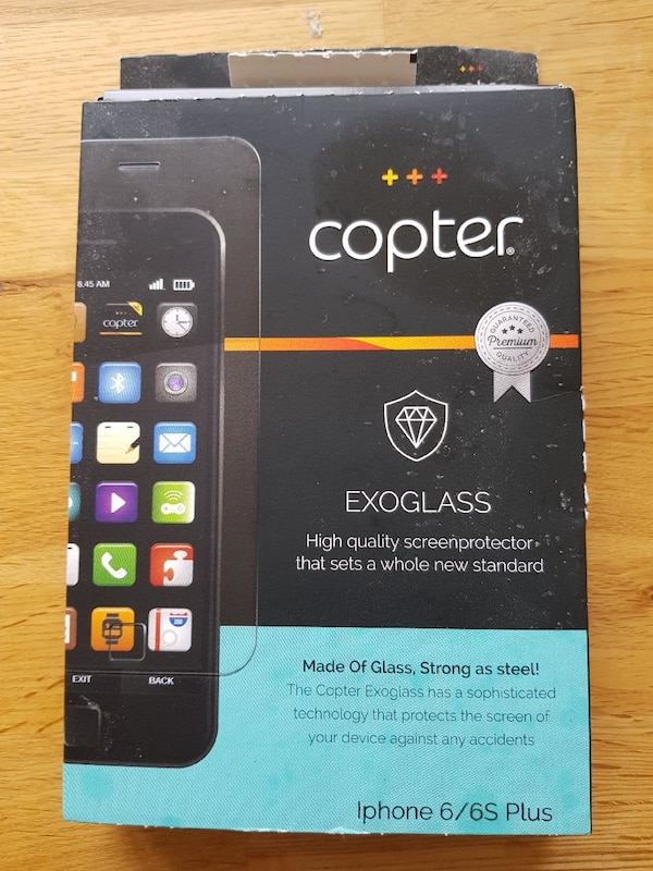 Copter Exoglass Iphone 6 / 6S