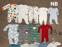NB baby boy clothes Chattanooga, 37415