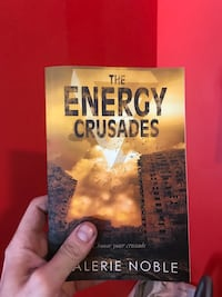 The Energy Crusaders by Valerie Noble book