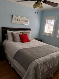 5piece bedroom set. Queen size bed  Mississauga, L5N 6W9