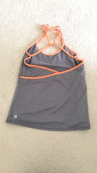 grey and orange camisole Ocean Springs, 39564