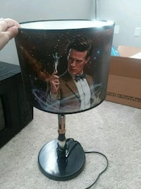Doctor Who Lamp Murfreesboro, 37130