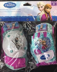 Disney frozen elsa and anna doll in pack